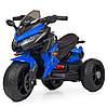 Детский электромобиль мотоцикл трицикл Bambi