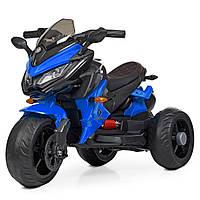 Детский электромобиль мотоцикл трицикл Bambi, фото 1