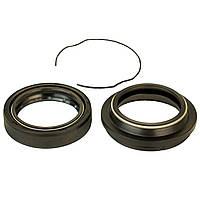 LX250GY-3 SX2 Сальник 41×54×11 и пыльник вилки переднего амортизатора Loncin - 380650685-0001 / 310580036-0001