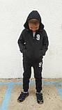 Спортивные детские и подростковые штаны для мальчиков 3-13 лет, 98-158 см Minoti 98-104 см, фото 2