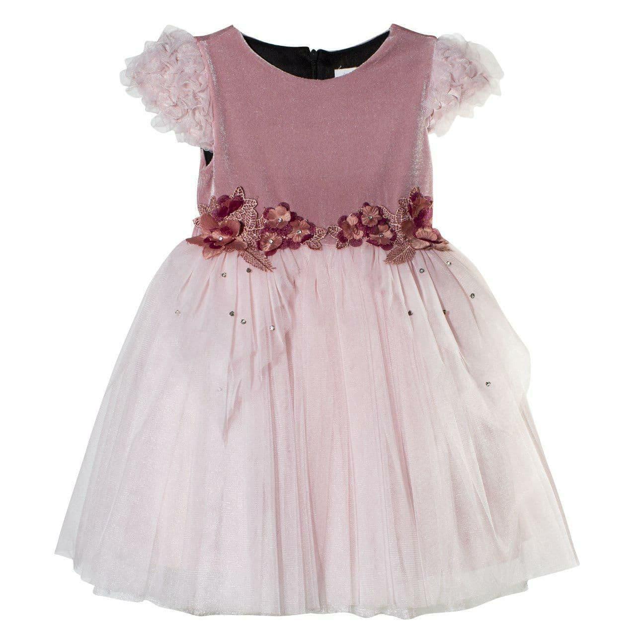 Нарядное платье для девочки, 4 года