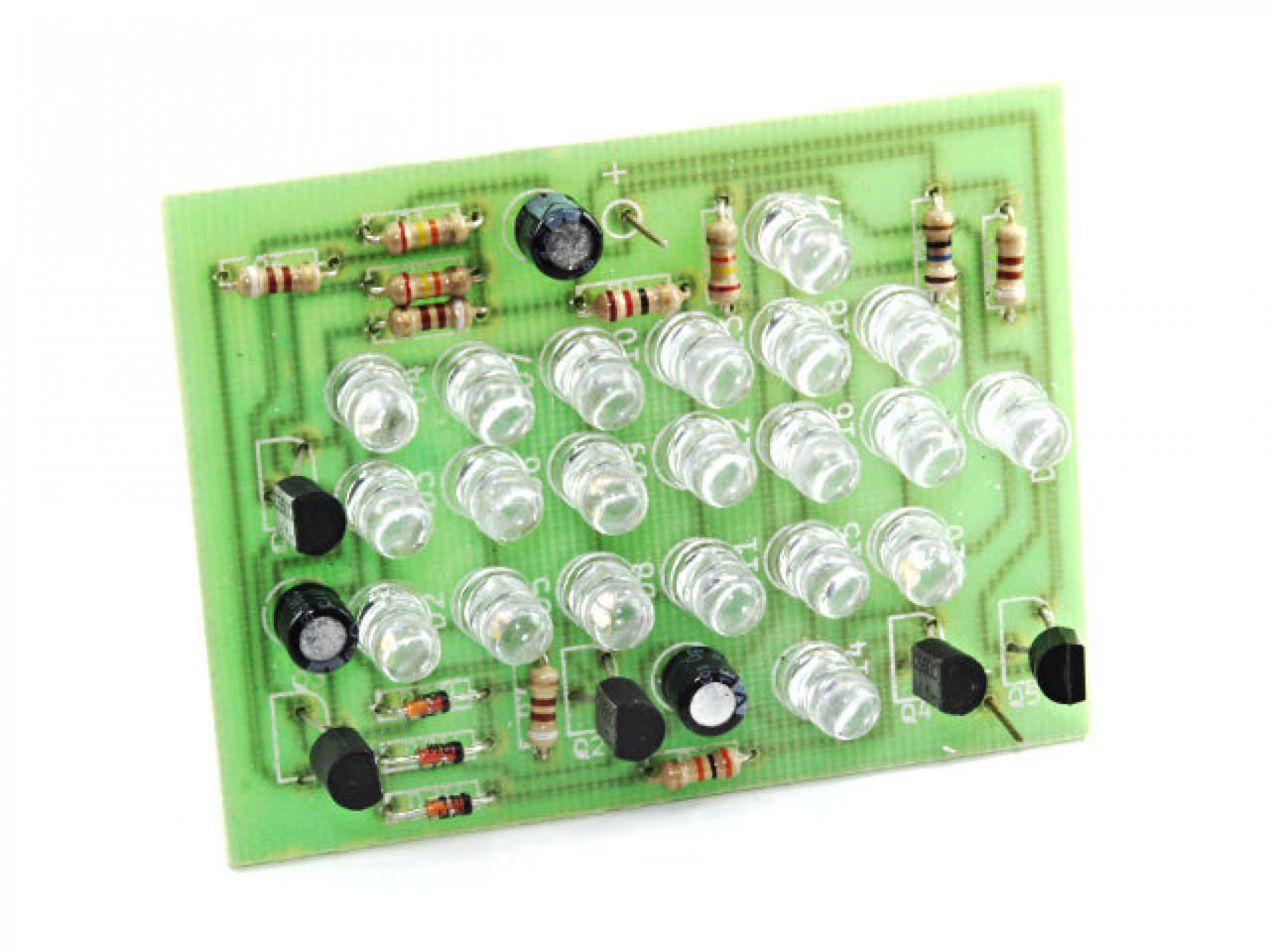 Радиоконструктор Светодиодная стрелка К120