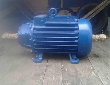 Крановый Электродвигатель MTF(Н) 412-8, 22кВт/715об.мин.
