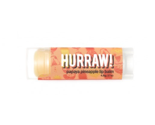 Hurraw! Бальзам для губ -    Papaya Pineapple