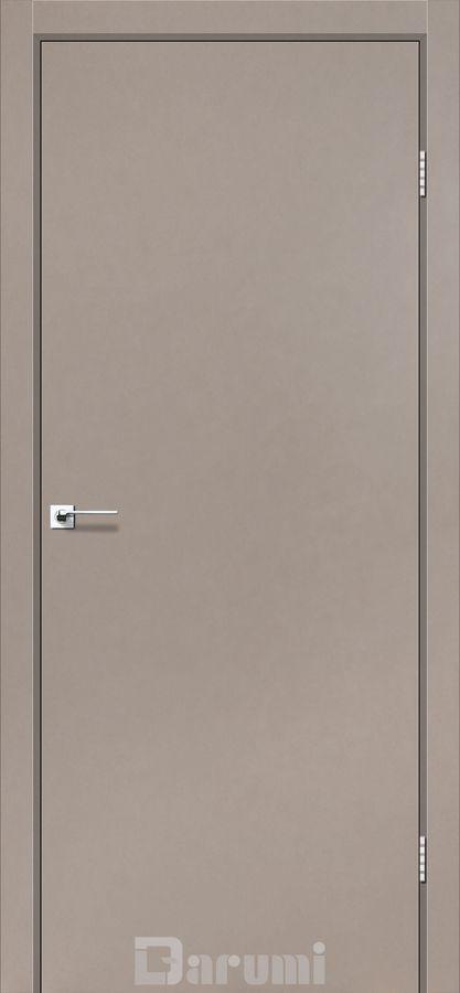 Двери Darumi PLATO Серый краст