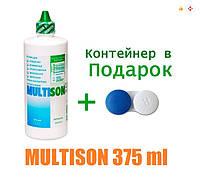 Раствор для контактных линз Henson Multison 375 ml