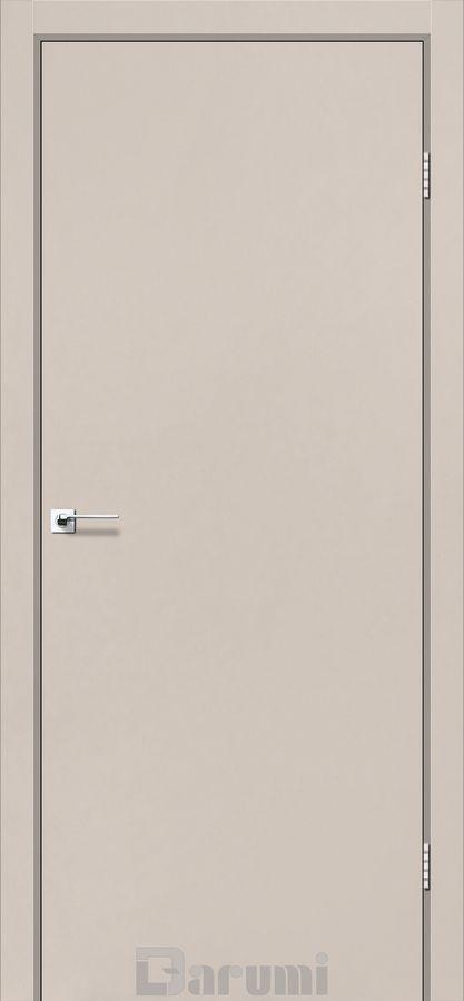 Двери Darumi PLATO Дымчатый краст