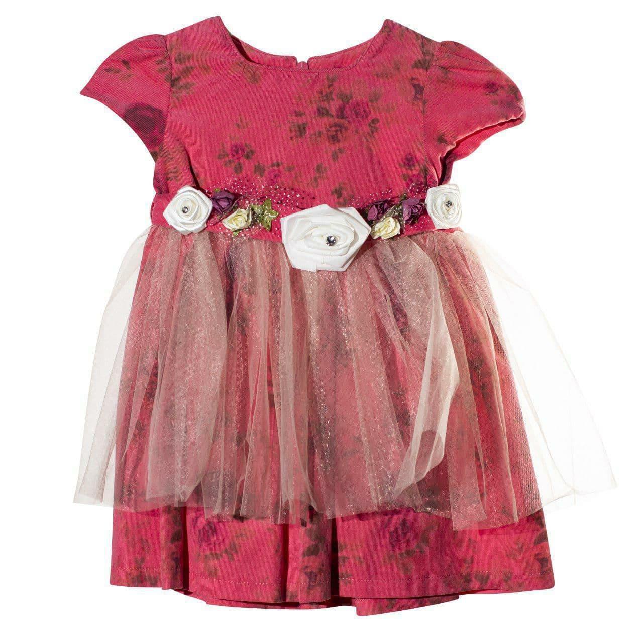Нарядне плаття для дівчинки, 9, 12, 24 місяці
