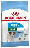 СРОК Д 01.21 Корм Роял Канін Міні Паппі Royal Canin Mini Puppy для цуценят дрібних порід 4 кг