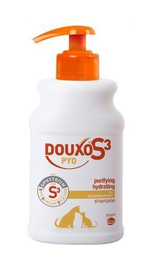 Шампунь Duoxo Pyo 200 мл антибактериальный и противогрибковый