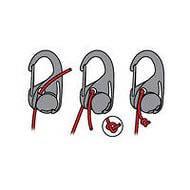 Натяжитель веревки CamJam 2-Pack w/Rope (2 шт. з мотузкою)
