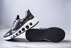 Мужские кроссовки Супо Нью Лайф Pobedov (черно-белые), фото 3