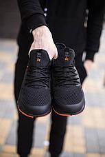 Мужские кроссовки Саб престо систем Pobedov (черные), фото 2