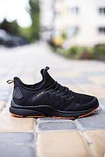 Мужские кроссовки Саб престо систем Pobedov (черные), фото 3