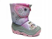 Детские сноубутсы для девочки Muflon 25-26 (16,5 см), фото 1