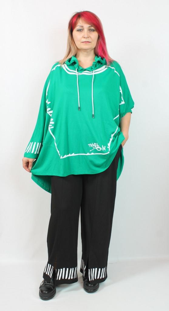 Турецкий женский прогулочный костюм больших размеров 56-68