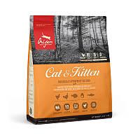 Сухой корм Orijen CAT & KITTEN 1.8 кг
