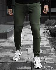 Мужские штаны Kobra 11 Pobedov (хаки), фото 3