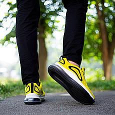 Мужские кроссовки Ривал Арт 720 Pobedov (желтые), фото 3