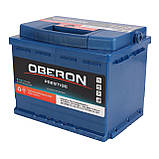 Аккумулятор автомобильный Oberon 6СТ-60 AзE Prestige, фото 3