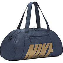 Сумка спортивная женская Nike Gym Club Training Duffel Bag BA5490-454 Синий, фото 2