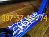⭐✅ Трюкової самокат Viper V-Tech - Синій (Blue), фото 7