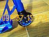 ⭐✅ Трюкової самокат Viper V-Tech - Синій (Blue), фото 6
