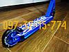 ⭐✅ Трюкової самокат Viper V-Tech - Синій (Blue), фото 3