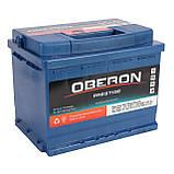 Аккумулятор автомобильный Oberon 6СТ-60 Aз Prestige, фото 2