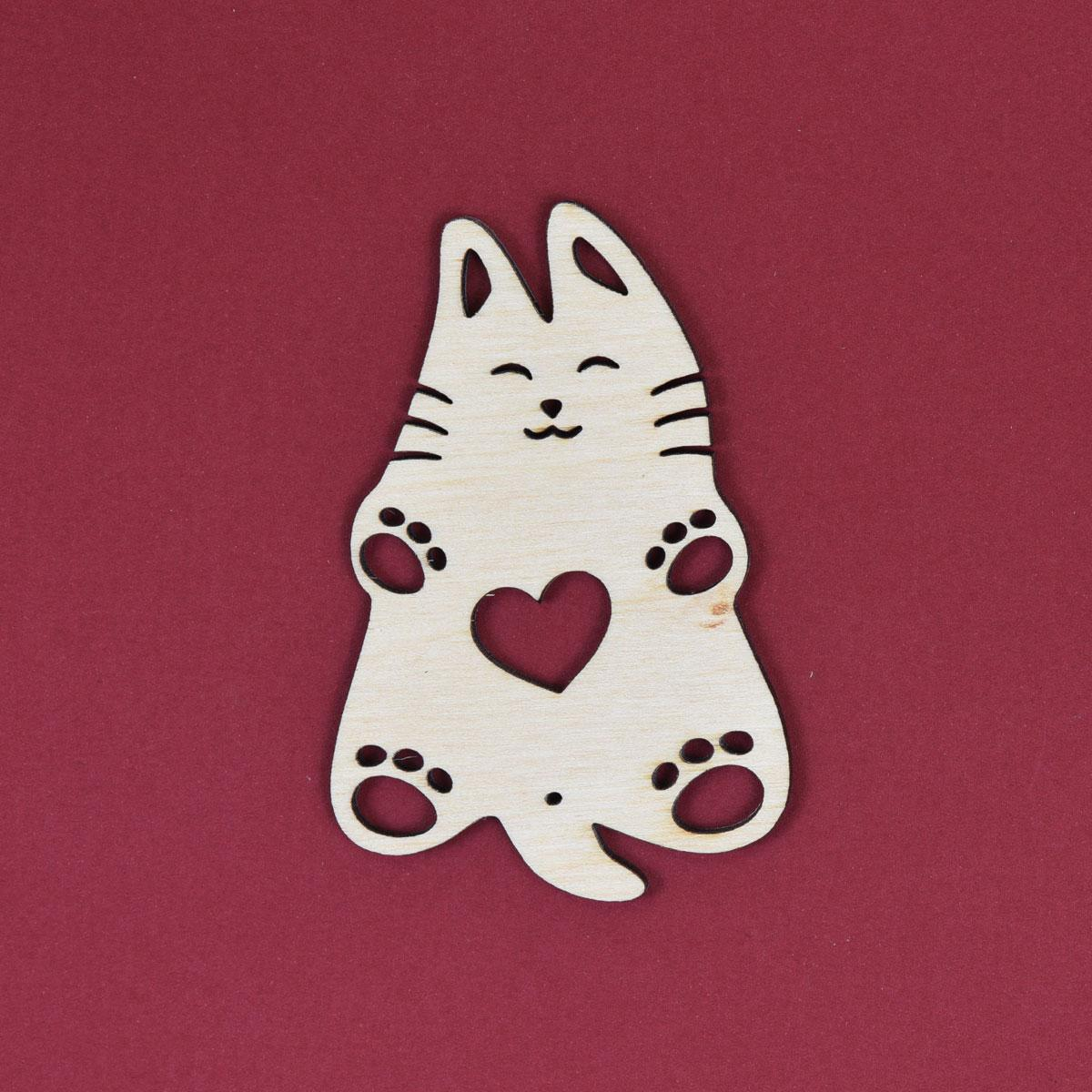 Подвесная игрушка - Спокойный котик (IP-43)