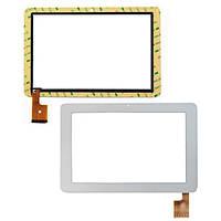 Сенсорный экран China-Tablet PC 10.1 SANEI N10 FOR AMPE A10 TCP0187, белый