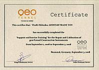 Geo-Fennel ремонт и сервисное обслуживание лазерных нивелиров. FL 40 Pocket II, FL 40, FL 45, FL 50