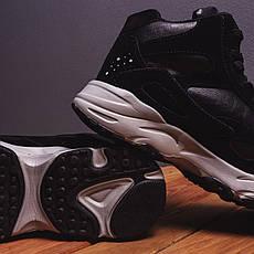 Мужские ботинки Байота космос Pobedov (черные), фото 3