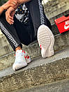 Кросівки чоловічі Nike React White Red, фото 8