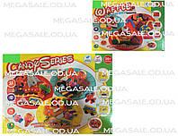 """Набор для лепки """"Color Clay"""" (пластилин для лепки): 3 вида"""