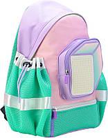 Рюкзак model answer-рожевий Upixel (оранжево-білий) (WY-U18-008U), фото 2