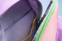 Рюкзак model answer-рожевий Upixel (оранжево-білий) (WY-U18-008U), фото 3