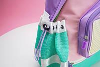 Рюкзак model answer-рожевий Upixel (оранжево-білий) (WY-U18-008U), фото 7