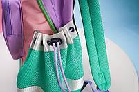 Рюкзак model answer-рожевий Upixel (оранжево-білий) (WY-U18-008U), фото 8