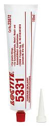 Силиконовый герметик для металов и пластиков Loctite 5331 (Локтайт 5331), до 3', 100мл