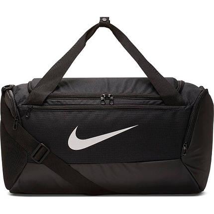 Сумка тренировочная спортивная Nike Brasilia Small 41L BA5957-010 Черный, фото 2
