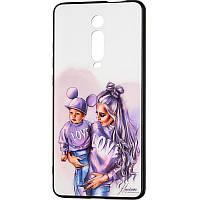 Чехол Girls для Xiaomi Redmi 8a №1