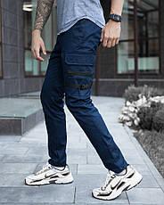 Мужские штаны Mezhigorye Pobedov (черные), фото 3