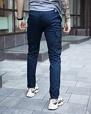 Мужские штаны Mezhigorye Pobedov (черные), фото 2