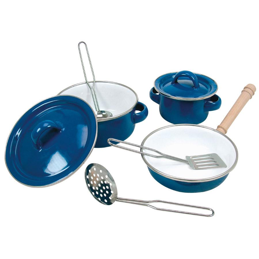 Набор посуды эмалированный