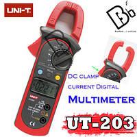 Токовые клещи UNI-T UT-203