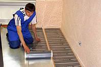 Тепла підлога під ламінат укладається в наступних випадках...