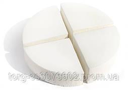 Спонж для тонального крема Parisa, C-09 (круг, нарезка)