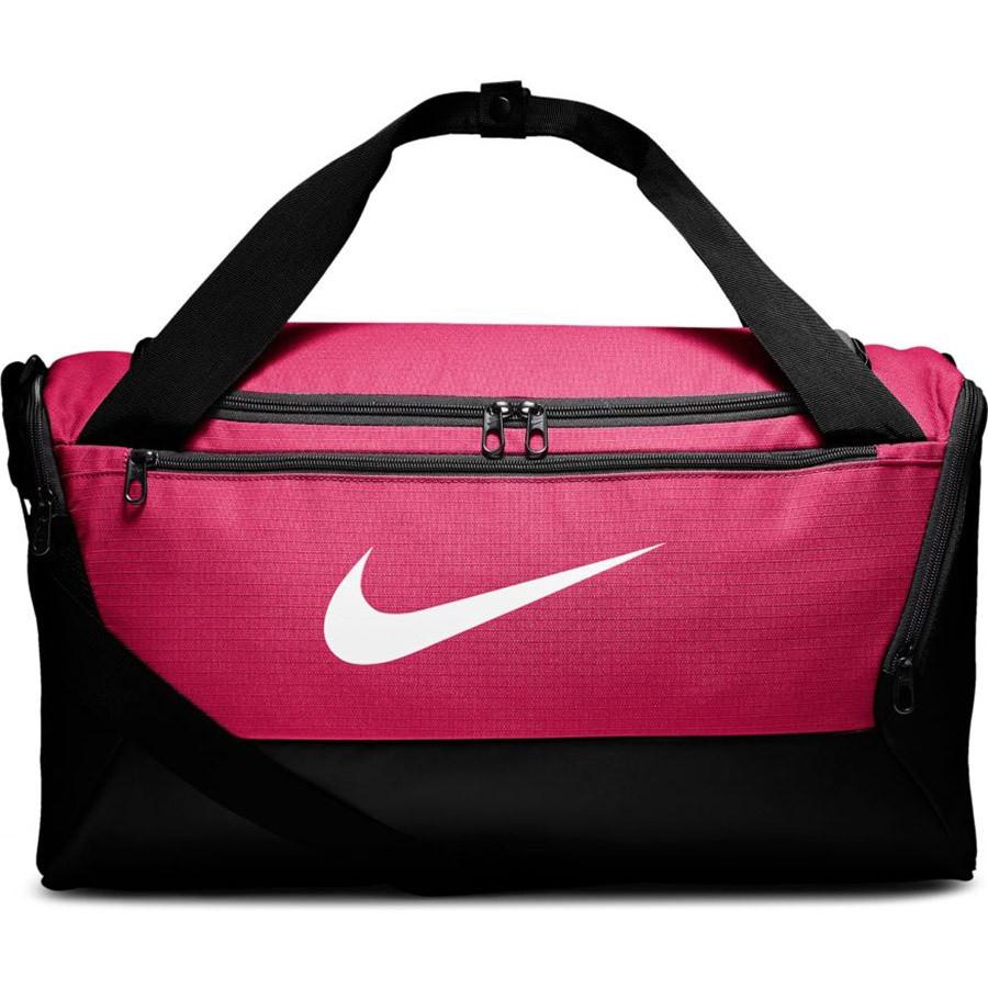 Сумка тренувальна спортивна Nike Brasilia Small 41L BA5957-666 Рожевий