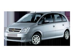 Подлокотник между сидений (БАР) для Opel (Опель) Meriva A 2002-2010